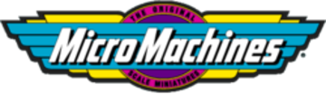 Micro machines logo large