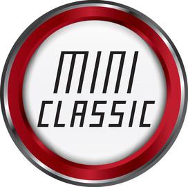 Mini classic logo large