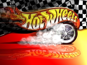 Hotwheels large