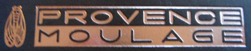 Logo provence moulage large