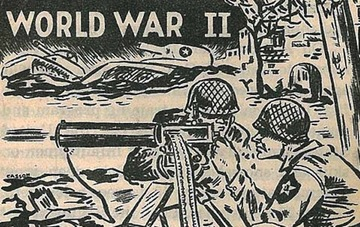 World war ii large