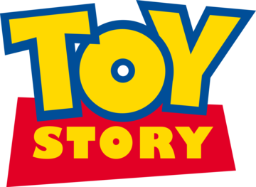 Toy story logo large
