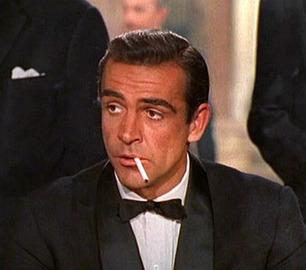 Dn dr no frame sean connery james bond les ambassadeurs cigarette aa 02 01a large
