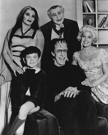 The munsters cast 1964 large