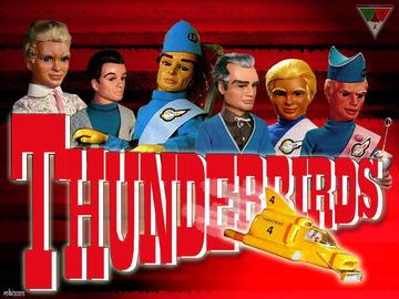 Thunderbirds large