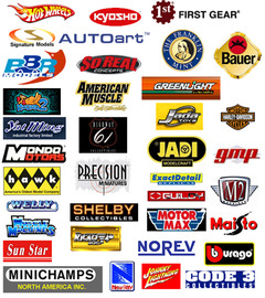 Model 20diecast 20manufacturers 20logos large