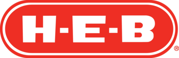 Logo of the heb grocery company  lp large