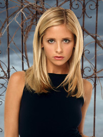 Buffy sarah michelle gellar large