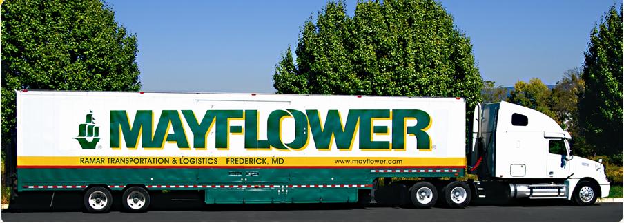Mayflower transit hobbydb for Mayflower car shipping