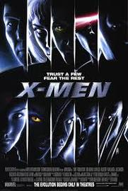 X men 20 film  large