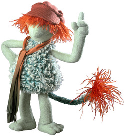 Boober fraggle large