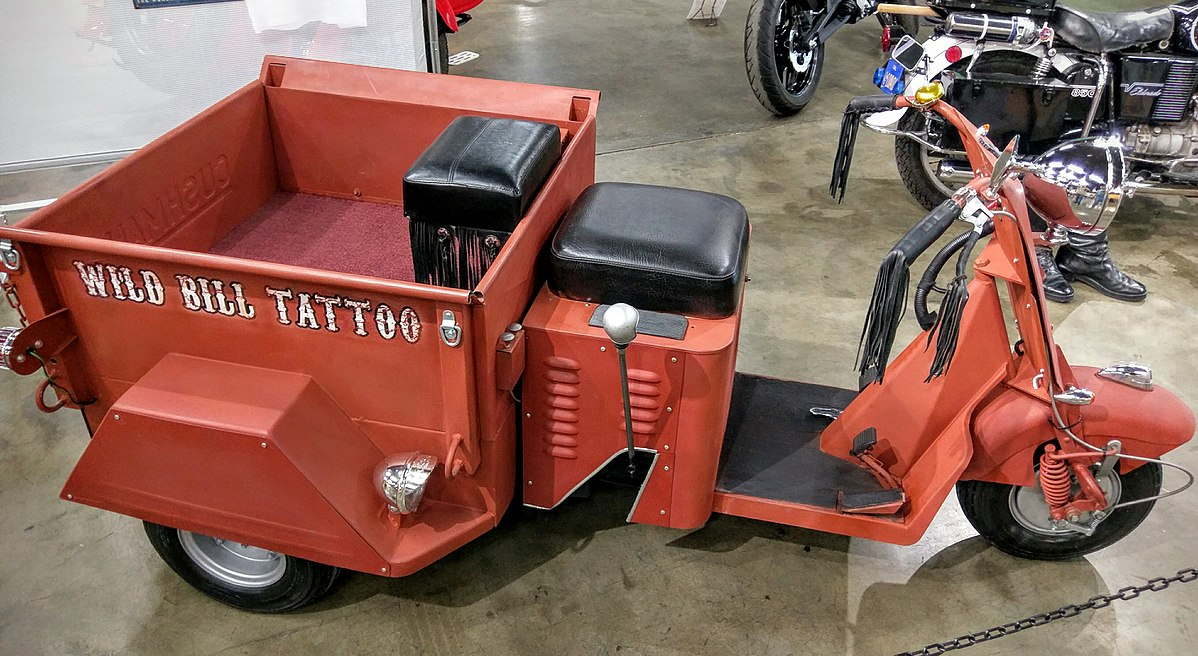 Cushman 780 Truckster Hobbydb