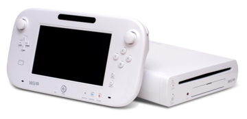 Wii u console and gamepad large