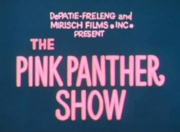 Pink 20panther 20 tv 20show  20logo large
