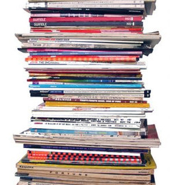 Lots of magazines large