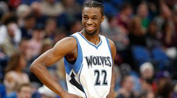Andrew wiggins contract large
