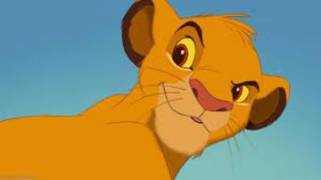 Simba 20 lion 20king  large