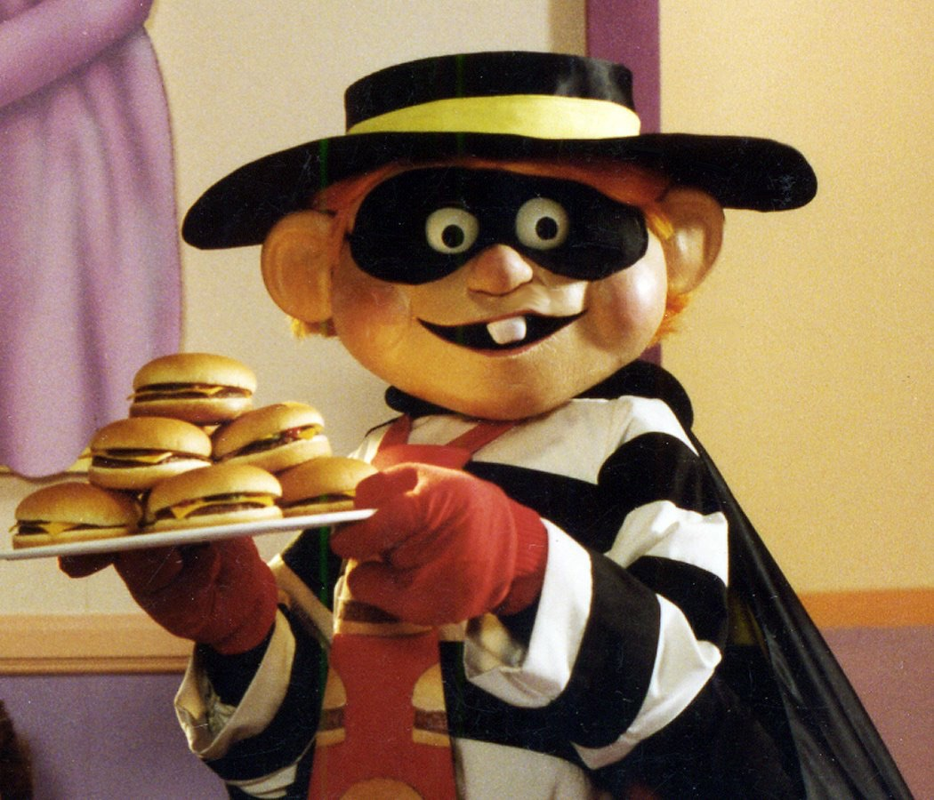 Image result for jerry maren hamburglar