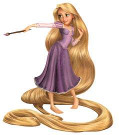 Rapunzel large
