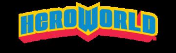 Heroworld logo large large