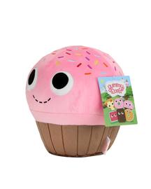 Kidrobot yummy world medium stuffed figure pink cupcake sprinkles  b7537aa6.pt01.zoom large