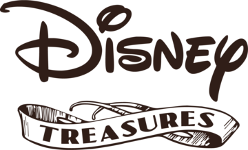 Disney treasures logo large