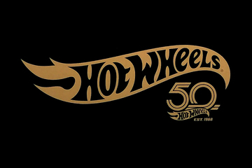 Hotwheels 50th large