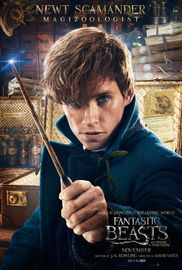 Fantastic beasts and where to find them character posters 7 large