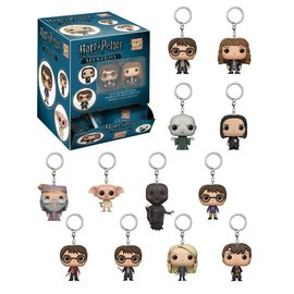Funko harry potter pocket pop mystery blind bag mini figure keychain 2 large