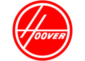 Hoover vacuum cleaners logo large