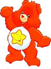 image relating to Care Bear Belly Badges Printable known as Snicker-A-Great deal Go through hobbyDB