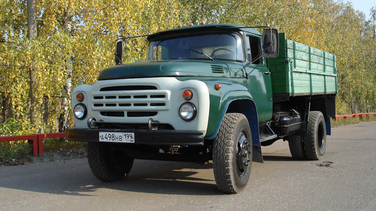 Image result for ZIL-130