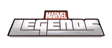 Marvel legends logo large
