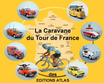 La caravane du tour de france hobbydb for Salon de la caravane