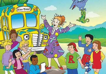 The magic schoolbus 571x400 large