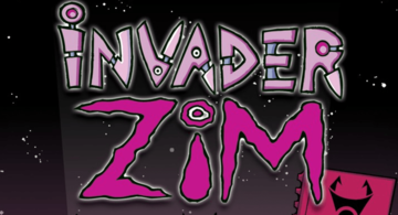 Invader zim logo large