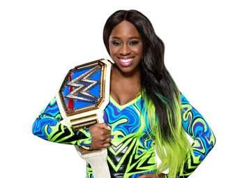 Naomi 20 wwe  large