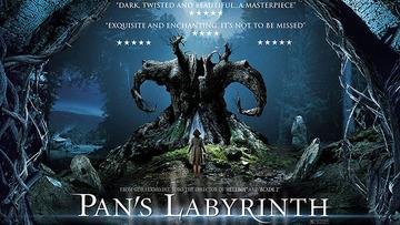 Pans labyrinth large
