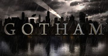 Gotham tv show fox logo large