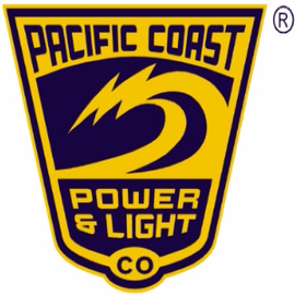 Pacific 20coast 20power 20  20light 20logo large