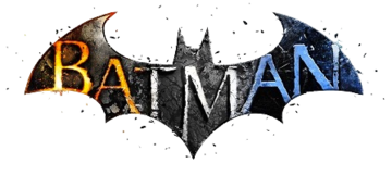Batman arkham series logo large