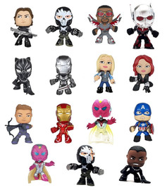 Captain america civil war funko mystery minis large