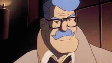 Batman commissioner gordon animated 2 large