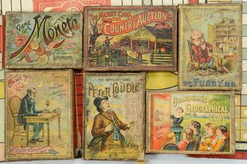 Vintage 20games large