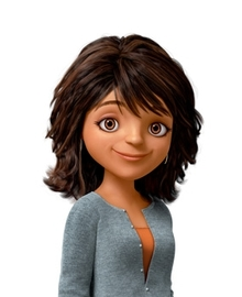 Lucy home dreamworks large