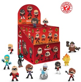Funko incredibles 2 mystery minis primary image large