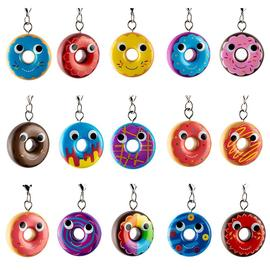 Vinyl metal yummy world attack of the donuts keychain series by kidrobot 1 2048x large