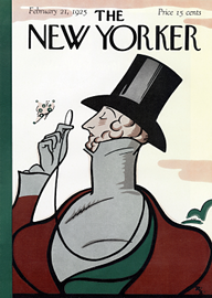 Original new yorker cover large