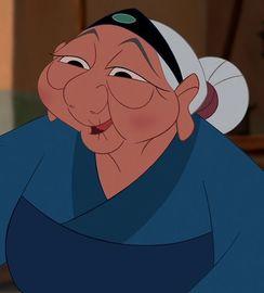 Grandmother 20fa large