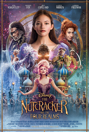 The nutcracker and the four realms large